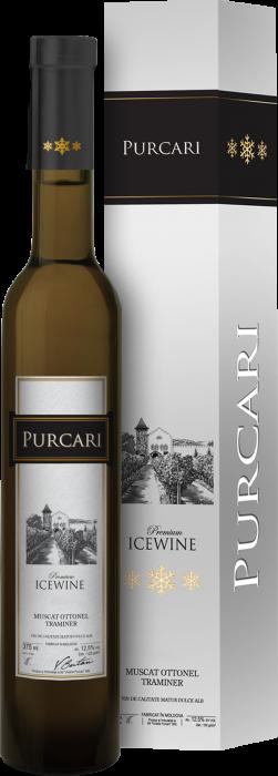 Vin Muscat Ottonel & Traminer Dulce, Purcari Ice Wine, 0.375L 0