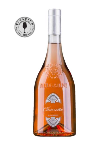 Vin Rose Chiaretto, Bulgarini, DOC 0,75 L [0]
