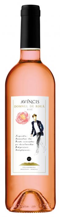 Vin Rose Domnul de Roua, Avincis, 0.75L [0]