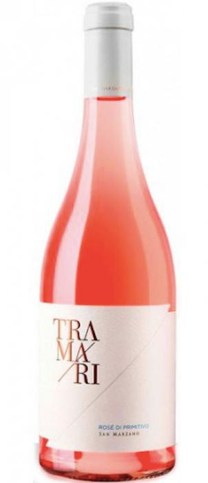 Vin Rose Tramari Rose Di Primitivo Salento, San Marzano, IGP 0,75 L [0]