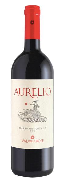 Vin Rosu Aurelio Maremma Toscana, Val Delle Rose DOC 0,75 L [0]