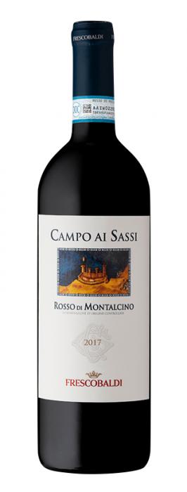 Vin Rosu Campo ai Sassi, Frescobaldi, Rosso di Montalcino DOC [0]