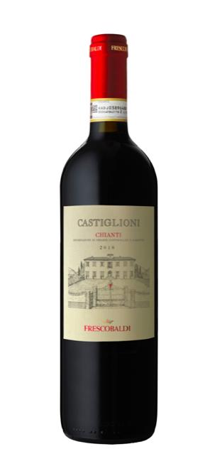 Vin rosu Castiglioni Chianti DOCG, Frescobaldi, 0,75L 0