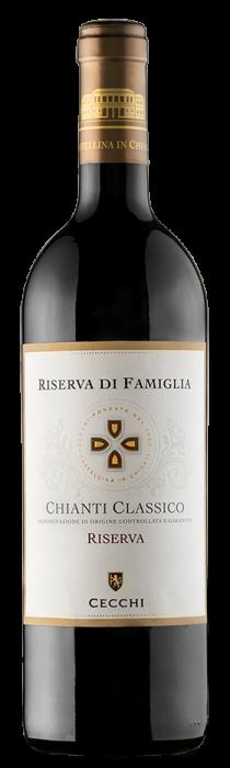 Vin rosu Chianti Classico Riserva di Famiglia DOCG, Cecchi 0,75L 0