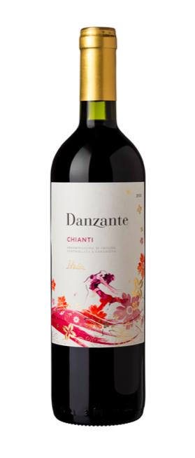 Vin rosu Chianti DOCG, Frescobaldi Danzante, 0,75L [0]