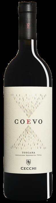 Vin rosu Coevo Toscano IGT, Cecchi, 0,75L [0]