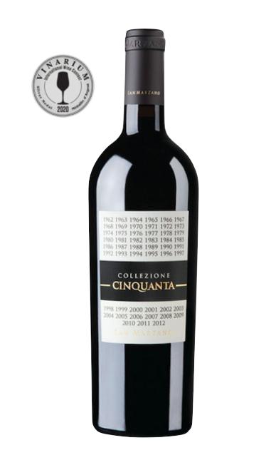 Vin Rosu Collezione Cinquanta Vino Rosso D'Italia, San Marzano, 0,75 L [0]