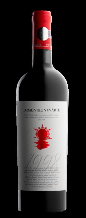 Vin Rosu Domeniile Vinarte Cabernet Sauvignon & Merlot, Vinarte, 0,75L 0