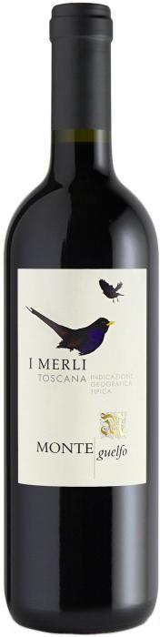 Vin Rosu I Merli Toscana, Monteguelfo, IGT 0,75 L [0]