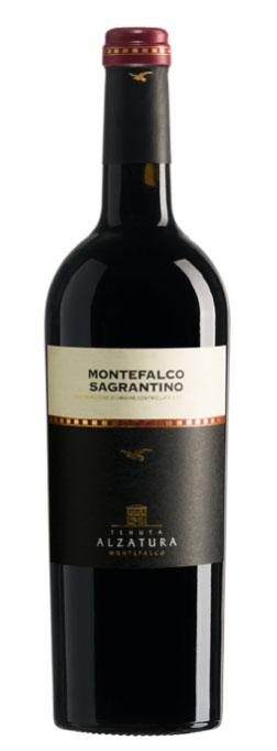 Vin Rosu Montefalco Sagrantino, Tenuta Alzatura, DOCG 0,75 L 0