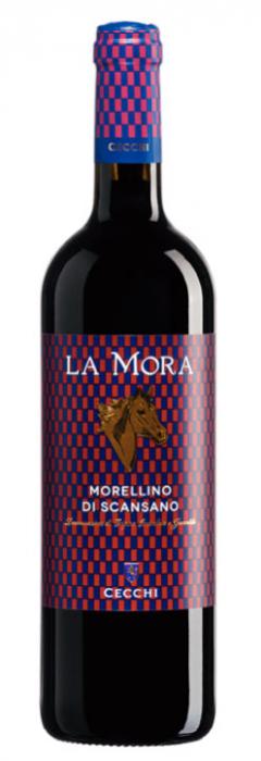 Vin Rosu Morellino Di Scansano, La Mora, DOCG 2015 0,75 L 0