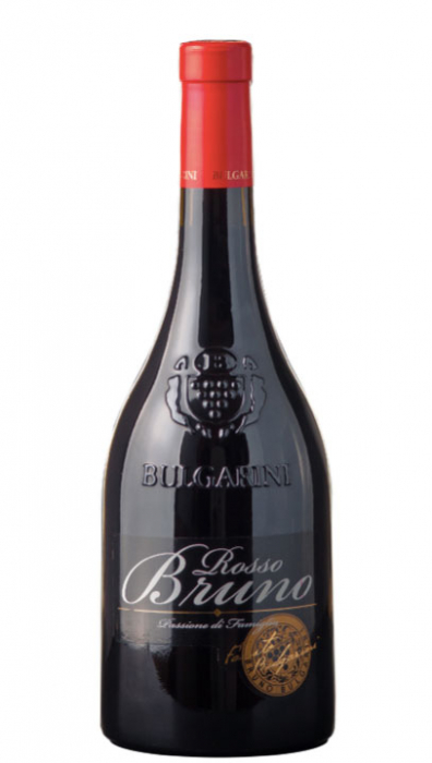Vin Rosu Rosso Bruno, Bulgarini, 0,75 L 0