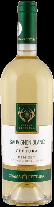 Vin Sauvignon Blanc Demisec, Cervus Cepturum, 0.75L [0]