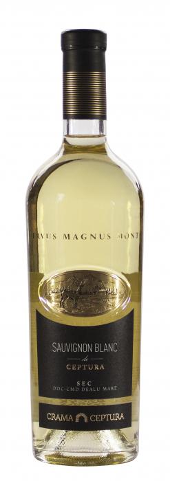 Vin Sauvignon Blanc Sec, Magnus Monte, 0.75L [0]
