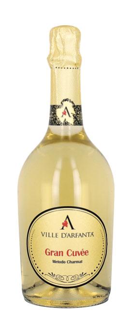 Vin Spumant Brut Gran Cuvee, Ville D'arfanta, 0,75 L [0]