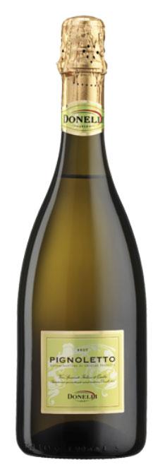 Vin Spumant Pignoletto, Donelli, DOP 0,75 L [0]