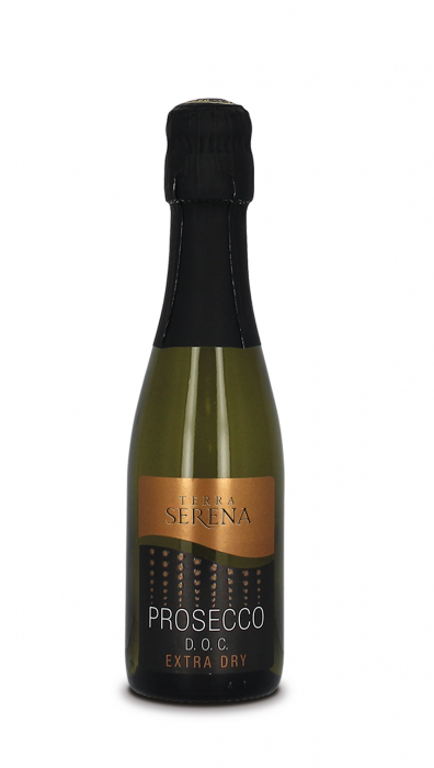 Vin Spumant Prosecco Extra Dry, Terra Serena, DOC 0,2 L 0