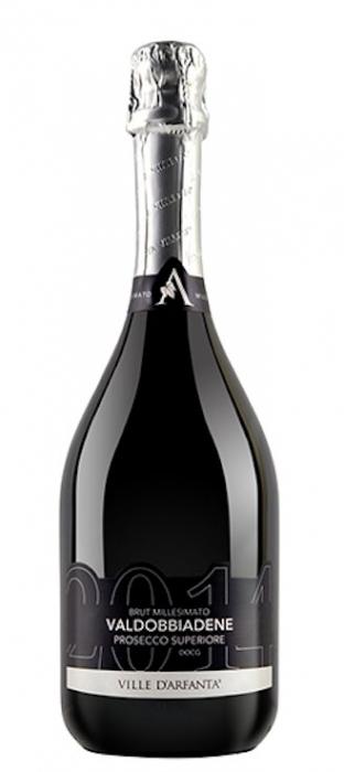 Vin Spumant Prosecco Millesimato Brut Valdobbiadene, Ville D'arfanta, DOCG 0,75 L [0]