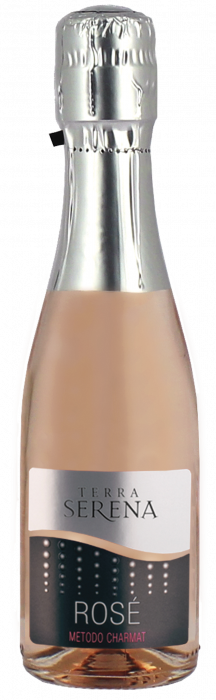 Vin Spumant Rose Extra Dry, Terra Serena, 0,2L 0