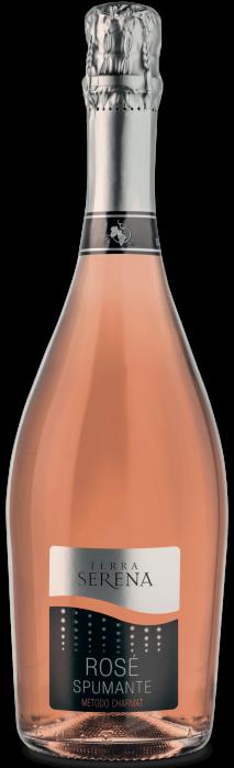 Vin Spumant Rose Extra Dry, Terra Serena, 0,75 L [0]