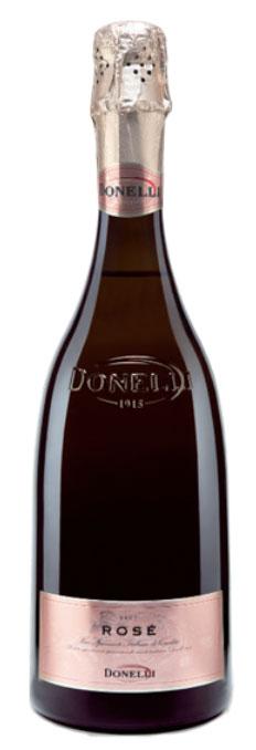 Vin Spumant Rose Scaglietti, Donelli, 0,75 L 0