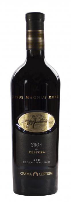 Vin Syrah Sec, Magnus Monte, 0.75L [0]