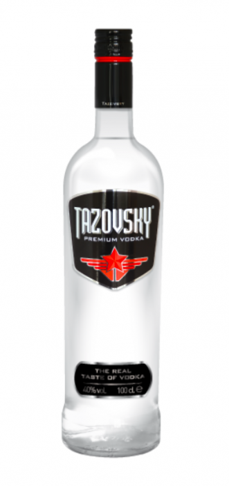 Vodka, Tazovsky, 40% alc, 1L [0]