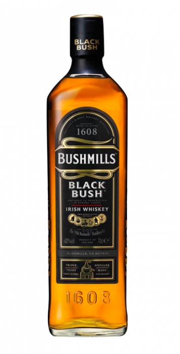 Whiskey Irlandez, Bushmills Black Bush, 40% alc., 0,7L [0]
