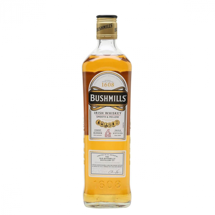Whiskey Irlandez, Bushmills Original, 40% alc., 0,7L 0
