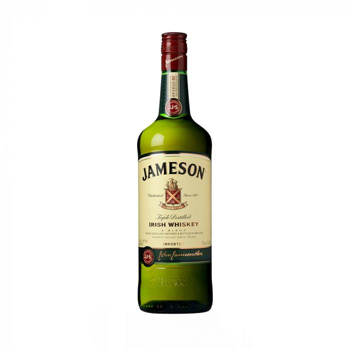 Whiskey Irlandez, Jameson, 40% alc., 1L 0