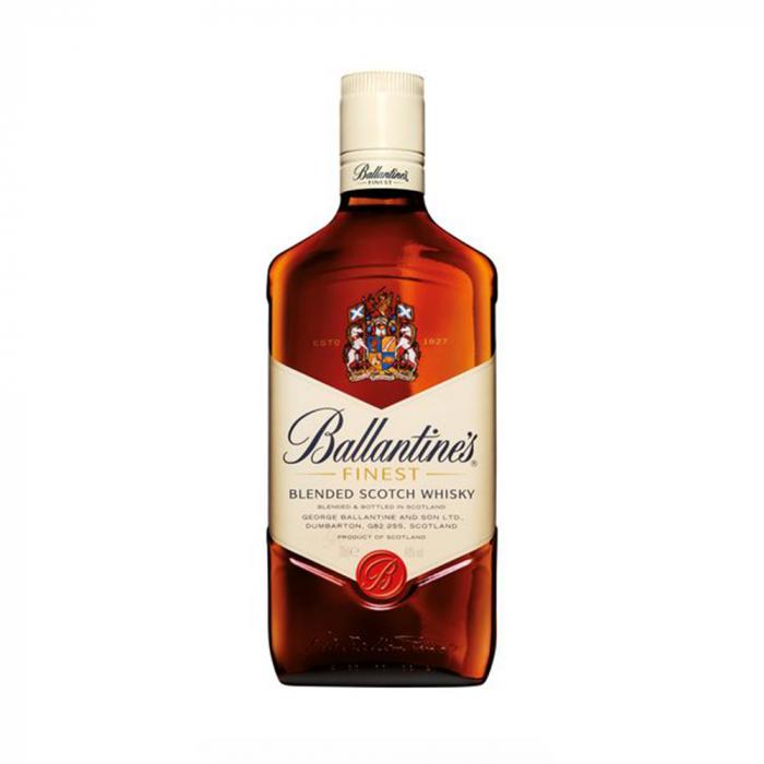 Whisky, Ballantine's, 40% alc., 0,7L 0