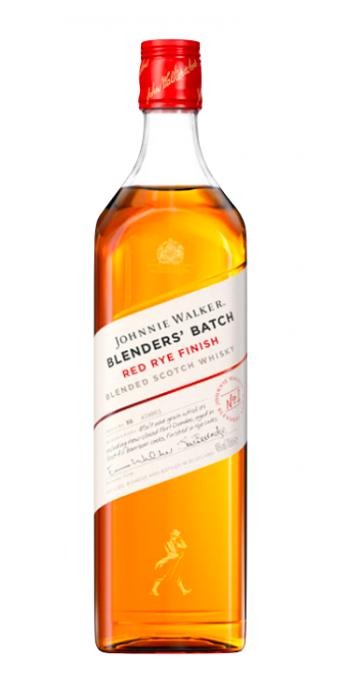 Whisky, Johnnie Walker Red Blenders Batch, 40% alc, 0,7L 0