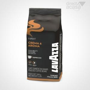 LAVAZZA CAFEA BOABE EXPERT CREMA E AROMA 1KG LAVAZZA [0]