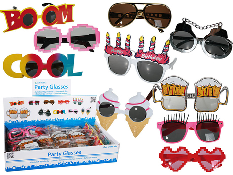Ochelari party diverse modele 0