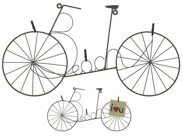 Suport 3 fotografii bicicleta 0