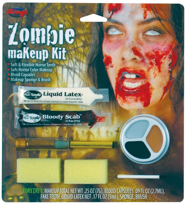 Kit machiaj Zombie 1