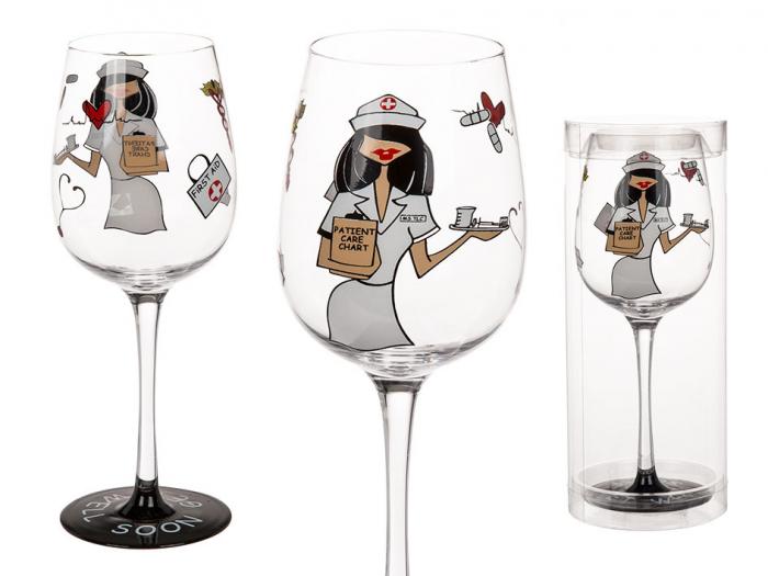 Pahar de vin, model asistenta 0