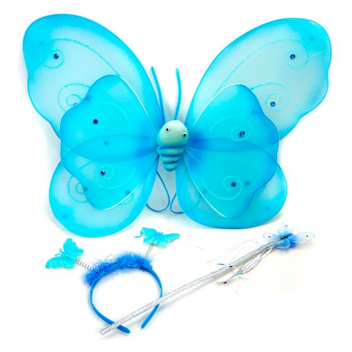 Aripi fluture cu bagheta si cordeluta 2