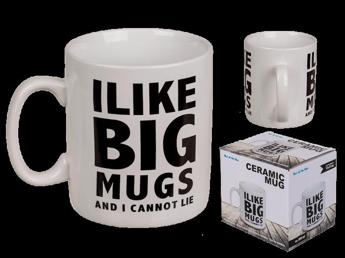 """Cana """"I like big mugs"""""""