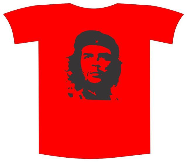 """Tricou imprimat """"Che Guevara"""" 0"""