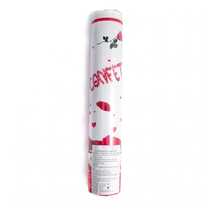 Confetti 30 cm cu petale