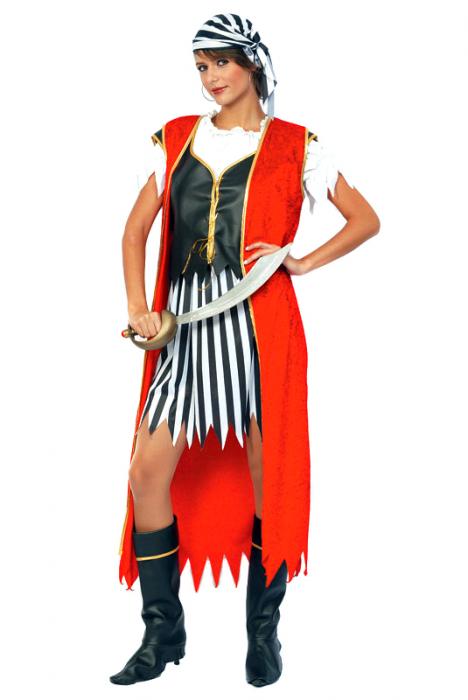 Costum pirat 0