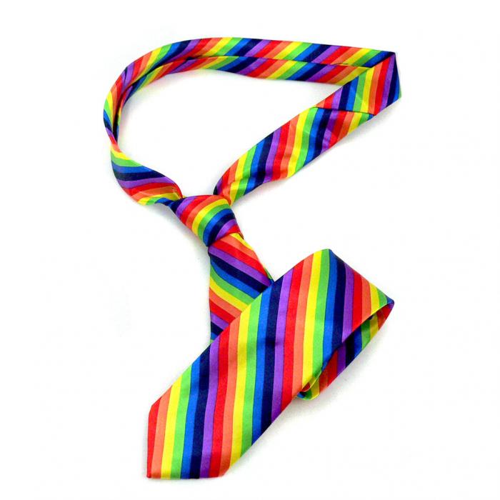 Cravata colorata 0