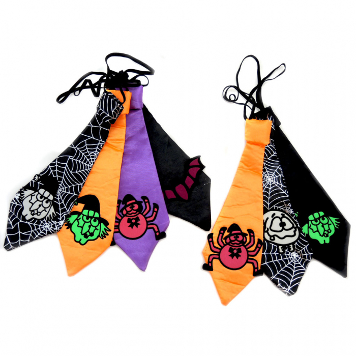 Cravata Halloween 1