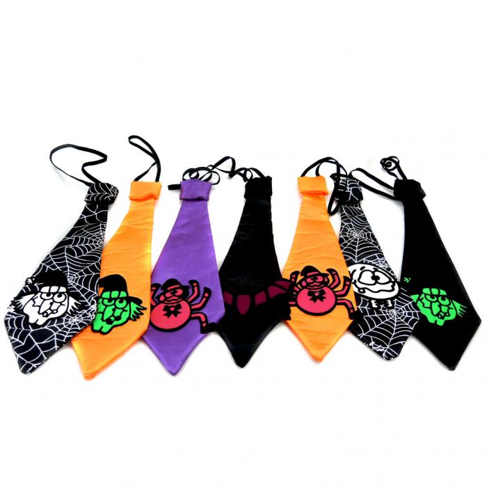 Cravata Halloween 0