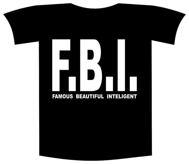 """Tricou imprimat """"Famous beautiful"""" 0"""