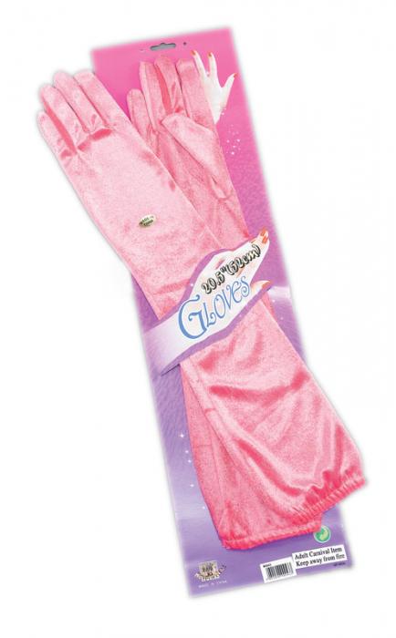 Manusi lungi roz 0