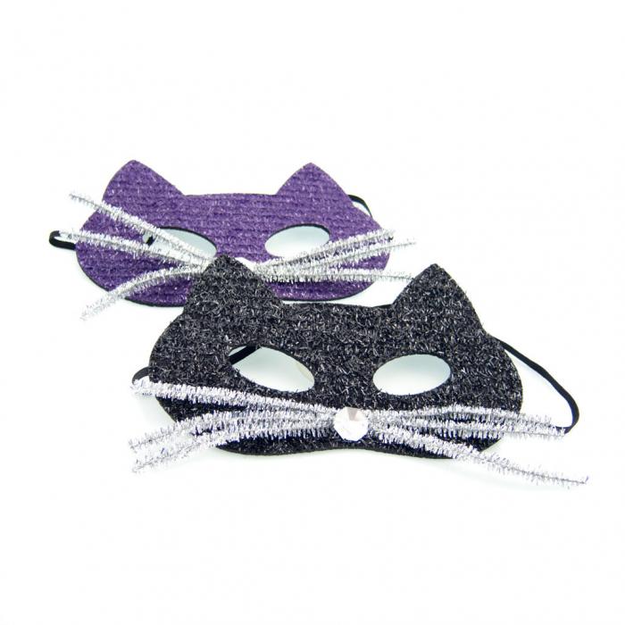 Masca pisica cu mustata 0