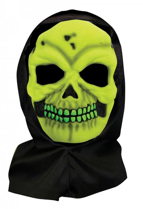 Masca schelet neon 0