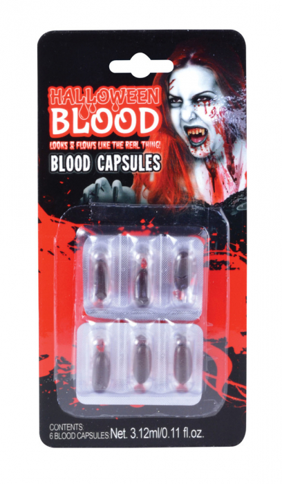 Capsule sange fals 0